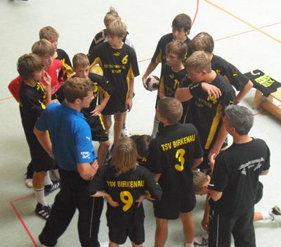 2009 september herren handball m nnliche jugend. Black Bedroom Furniture Sets. Home Design Ideas